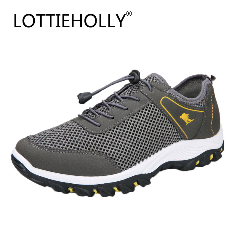 2018 LOTTIEHOLLY Brand New Spring Autumn Comfortable Casual Shoes Men - Men's Shoes