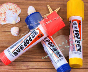 Image 4 - 4pcs/lot Hand painted oily alcohol base color Mark pen writing thickness 6/12/20/30mm board style POP pen advertising poster pen