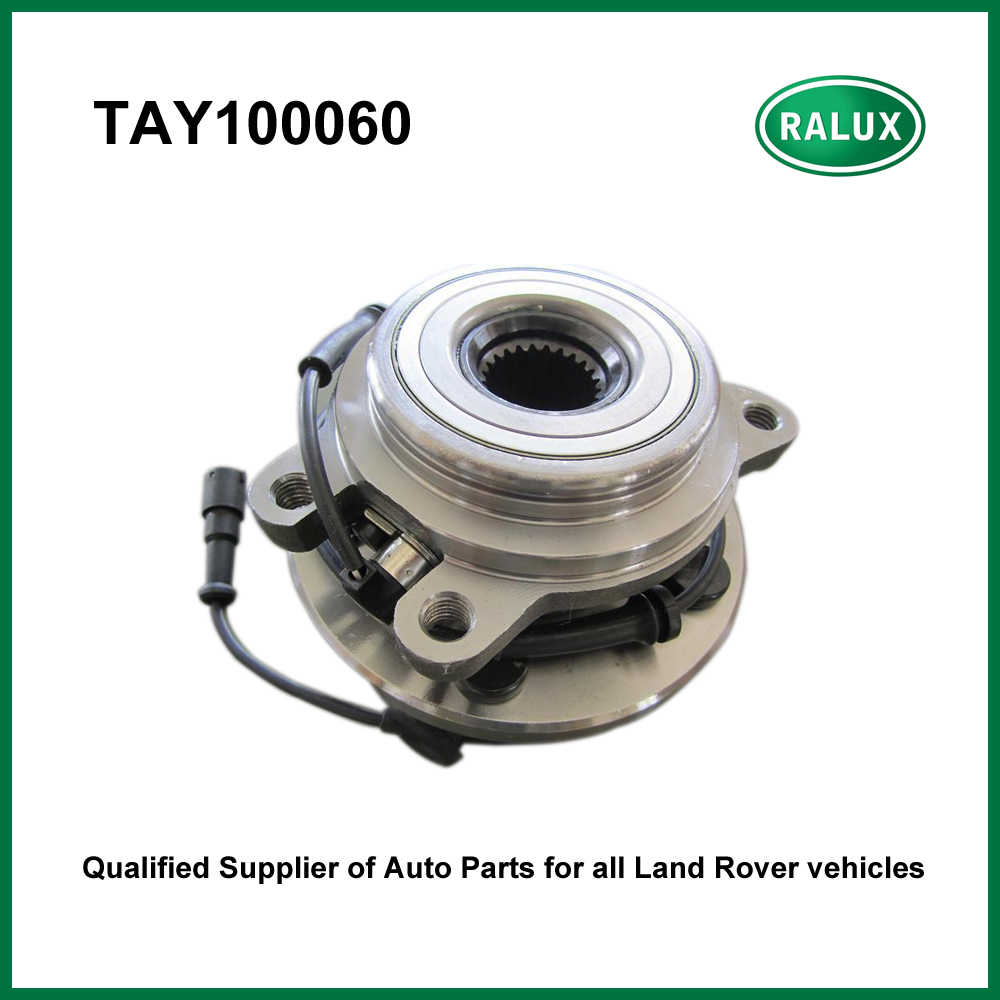 TAY100060 new front car Wheel Hub Bearing Assembly for Land Range Rover Discovery 1998-2004 wheel spare parts with high quality centric 406 45000 wheel bearing and hub assembly