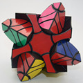 Новейшие Весело Профилированного Клевер Магический Куб Высокое Качество Очень Головоломки Cubo Magico Профессиональный Головоломка Куб Развивающие Игрушки Подарок-48