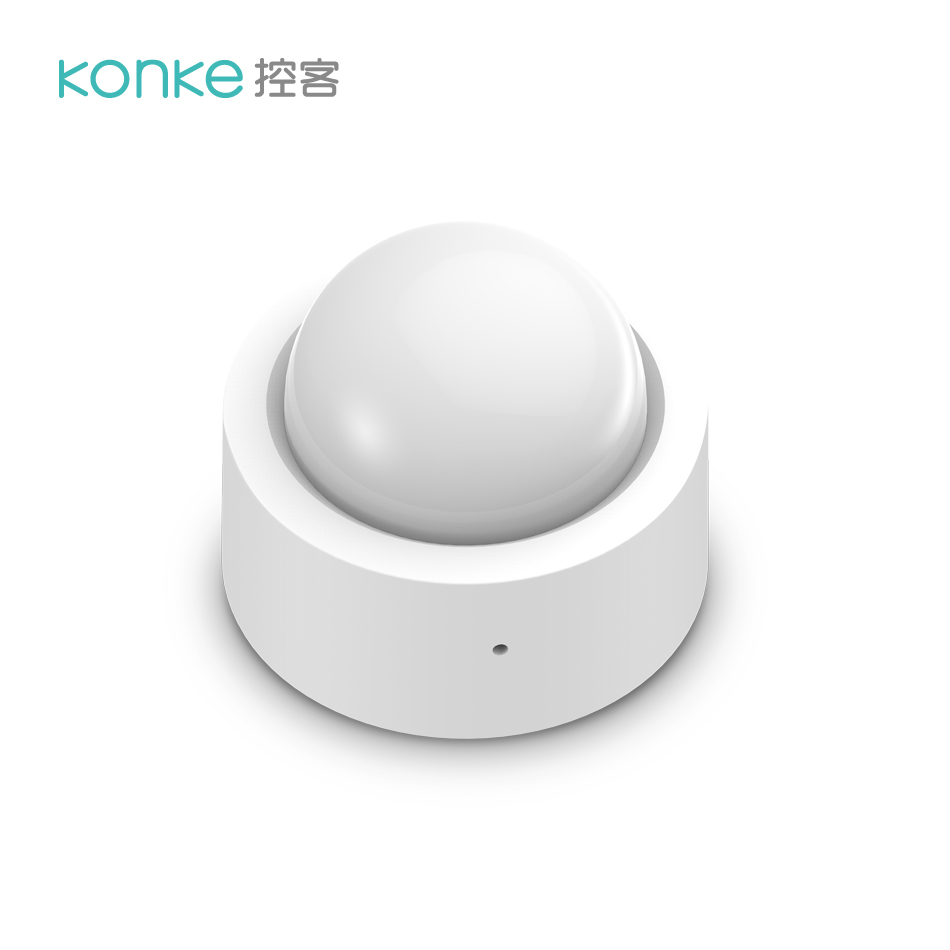 Smart Home Motion Sensor Human Body Sensor ZigBee 3.0 Wireless Connection Light Intensity Motion Sensor Switch For Xiaomi