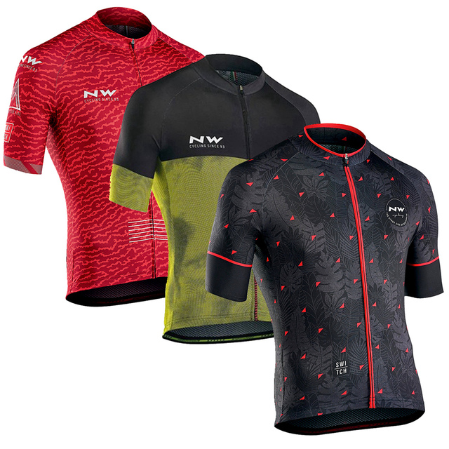 Quick Dry Short Sleeve Summer Cycling Racing Jersey