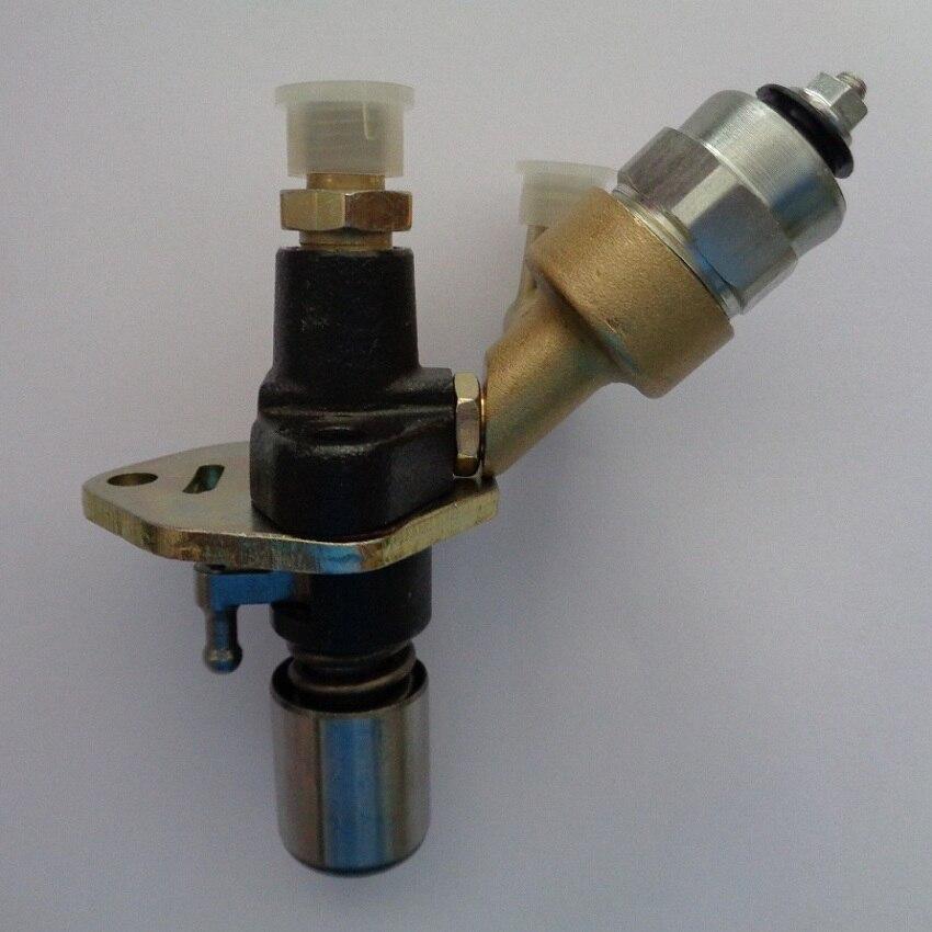 Pompe à huile de l'électrovanne 186F de pompe d'injection de carburant de 186FA pour l'accessoire de pièce de générateur Diesel de YANMAR KAMA KIPOR
