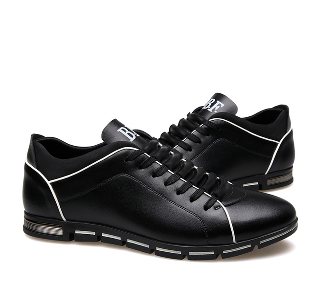 English Trend Casual Leisure Shoe 8