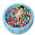 Venta caliente 100 unids Durable Colorida Bola de la Diversión Soft Océano Piscina de Bolas De Agua De Plástico Para Bebés Juguetes Para Niños Juguete de la Nadada Pit bolas