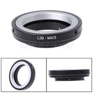 Image 2 - L39 M4/3 Mount Adapter Ring For Leica L39 M39 Lens to Panasonic G1 GH1 Olympus