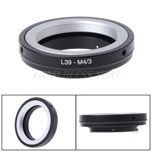 Image 2 - Регулируемое кольцо адаптер для объектива Leica L39 M39 к Panasonic G1 GH1 Olympus