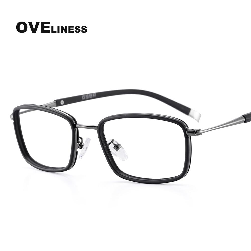 gözlük çərçivələri kişilər üçün Optical Transparent Clear - Geyim aksesuarları - Fotoqrafiya 4