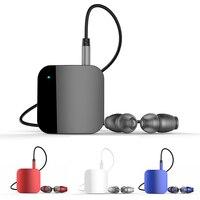 L8 Universal Sport Bluetooth 4 0 Auricular Phone Wireless HiFi Collar Clip Bluetooth Headset