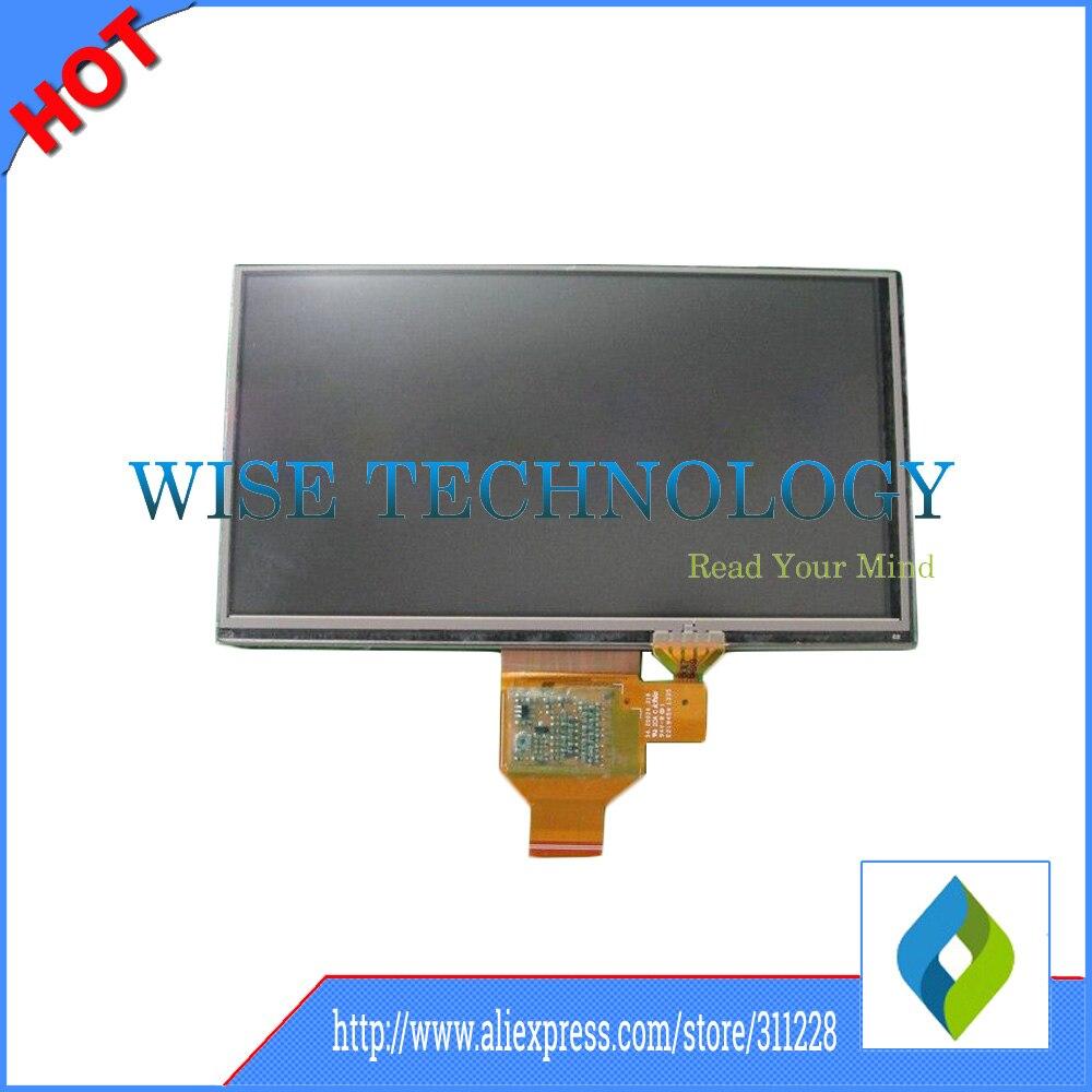 Original A Tested 6 1 inch A061VTT01 0 A061VTT01 800 480 LCD Display Touch Screen Digitizer