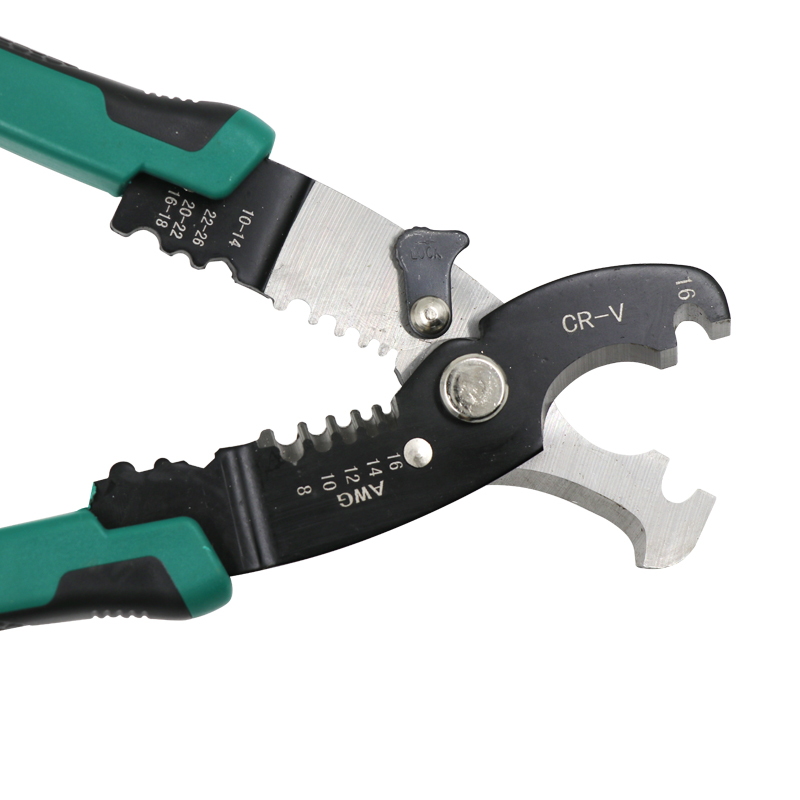 0 2 10mm Wire Cutter Stripper Cutting Pliers Alicates Cutters Cable Tool Alicate Corte For Electrical Coupe Fil in Pliers from Tools