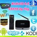 2G 16G Cs918 CS918 RK3188 1.16 GHz ARM Android caixa de Tv 4.2 Quad-Core Cs918 Inteligente Ip Box Set Tv Rockchips