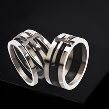 Silver Cross Assassins Creed Unisex Ring