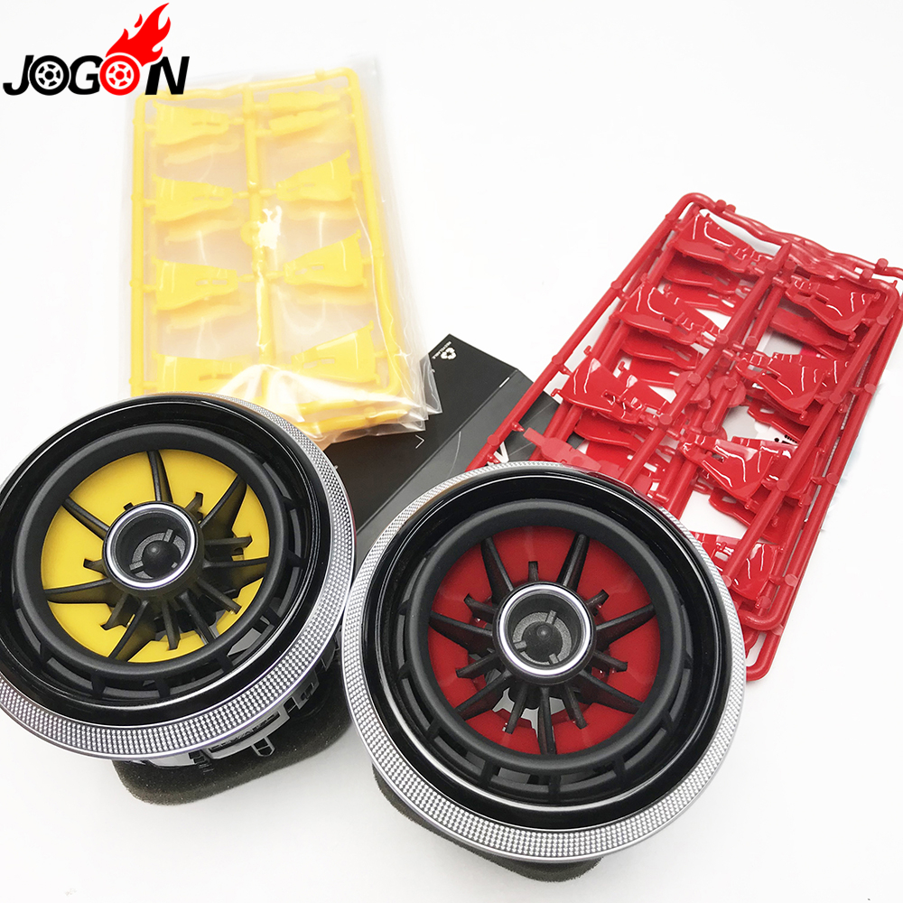 Good Value Red Yellow For Audi A3 8v 2013 2014 2015 2016 Pre Fuse Box Facelift Car Styling Air