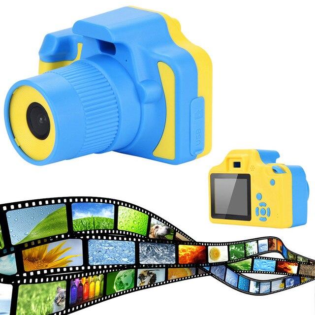 2018 2,0 дюймов дети экран цифровой камеры HD Mini детей Камера видеокамера цифровая Камера Jn.6