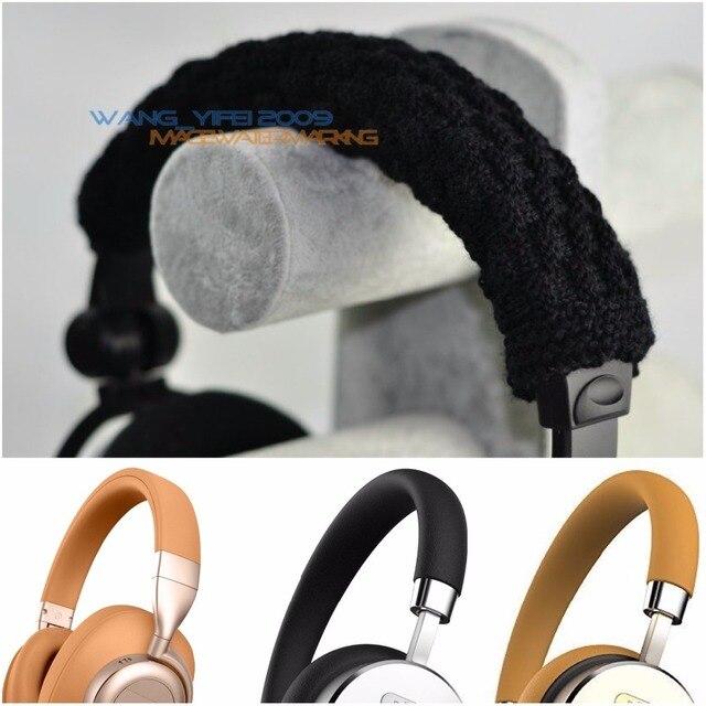 867edc0e7c1 ExtraFine 100% Pure Wool Headband Cushion Pad For BOHM Bluetooth Wireless Noise  Cancelling Headphones
