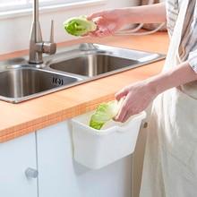 Кухонный шкаф дверь подвесная корзина для мусора удобные кухонные отходы контейнер для мусора кухня мама хороший помощник контейнер для хранения