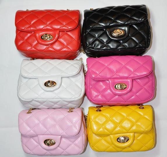 Free Shipping ! Wholesale children handbag  kid's bag Shoulder Bag Purse Messenger Bag Fashion multicolor girl's handbag #T82605