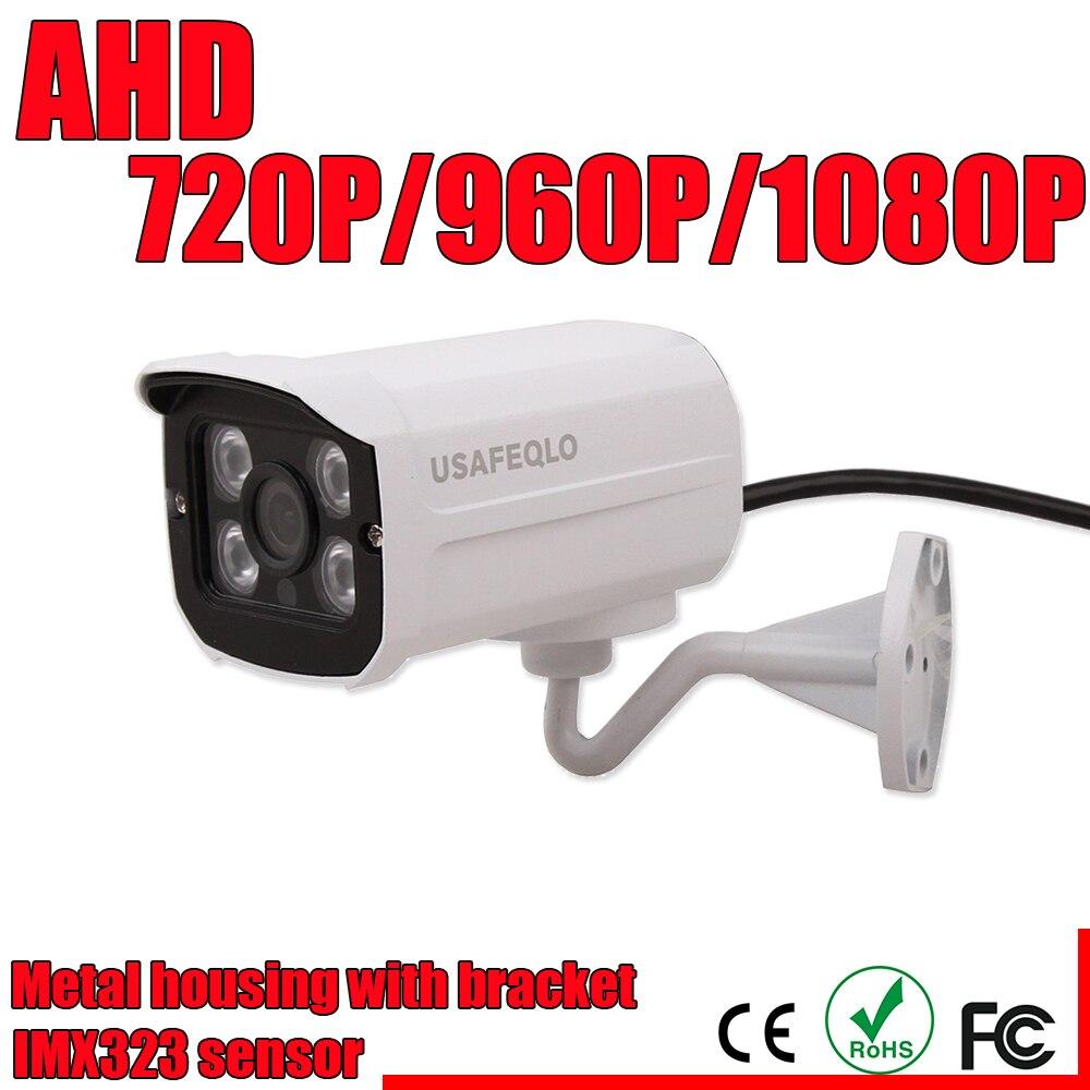 imágenes para AHD Analógica de Alta Definición Cámara de Vigilancia 2500TVL AHDM 3.0MP 720 P/1080 P AHD CCTV Cámara de Seguridad de Interior/al aire libre
