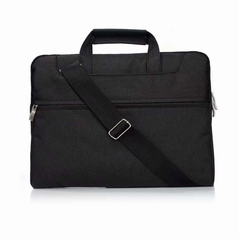 13 بوصة دفتر حقيبة الكمبيوتر المحمول الحقيبة حافظة لهاتف huawei أيسر ديل HP Asus لينوفو للماك بوك برو Reitina الهواء سطح برو Xiaomi