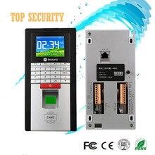 MF131 fingerprint access control proximity card access control reader door access control panel with TCP/IP