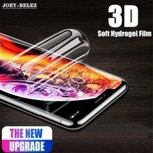 3 шт Мягкий гидрогель пленка для Xiaomi mi 9 Экран Защитная пленка для спортивной камеры Xiao mi Pocophone F1 mi 2 s mi 3 Red mi Примечание 3 iPhone 7 6 Plus Pro не Стекло