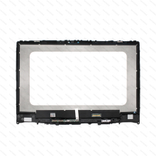 14 LCD Display Screen Touch Digitizer Assembly with Frame For Lenovo Yoga 530-14IKB 530-14ARR NT140WHM-N43 5D10M42866