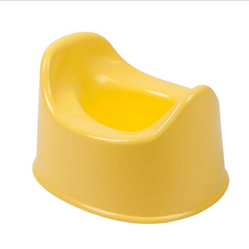 Детское сиденье для унитаза Potties удобное портативное сиденье стул обучение детей горшок младенческой сидя WC ребенок простой герметичный ночной горшок