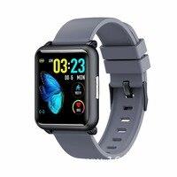 H9 Smartwatch 1.3 Inch ECG+PPG Monitor HR Blood Pressure IP67 Waterproof Sport Modes Charger Dock Smart Watch Men Women