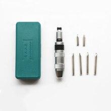 8 мм 7 шт. шуруповерт Многофункциональный ударный шуруповерт упрямый Винт экстрактор кран винтовая муфта для дома