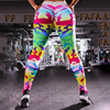High Waist Women Leggings 2019 New Summer Autumn Camouflage Fitness Pants Polyester Breathable Push Up Elasticity Women Leggings
