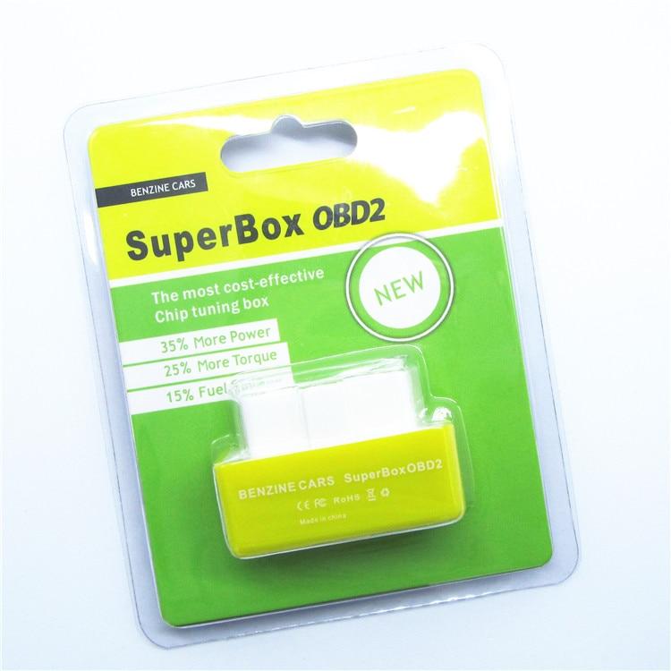 Free Shipping For Benzine cars Super OBD2 ECO OBD2 Drive Nitro OBD2 Performance Chip Tuning