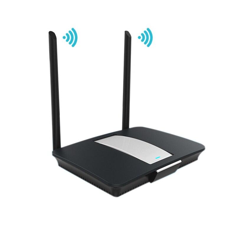 Routeur sans fil réseaux 300 Mbps à travers le routeur haute puissance double bande EM88
