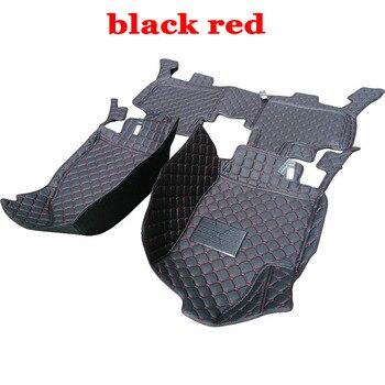 ZHAOYANHUACustom fit car floor mats for Peugeot 206 207 2008 307 308sw 3008 408 4008 508 rcz car styling carpet floor liner