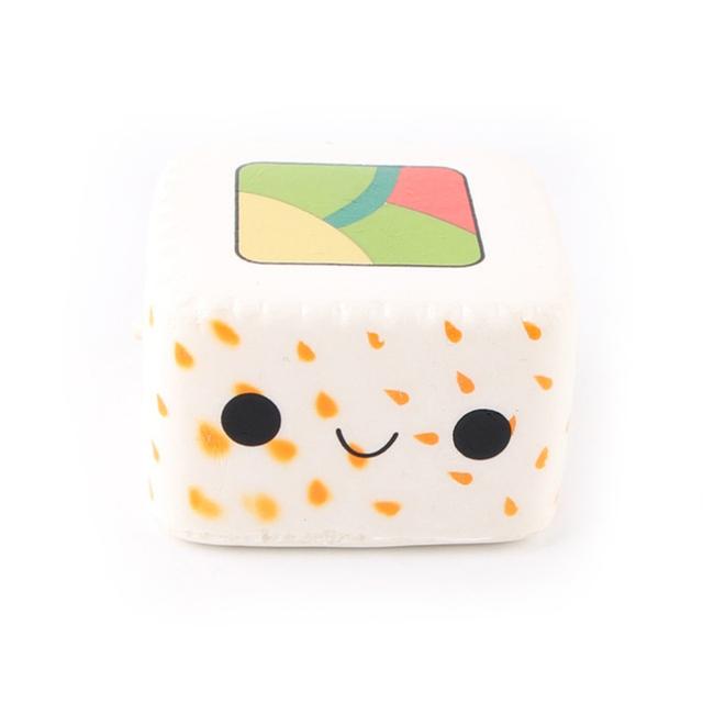 Kawaii Sushi Squishy Toy