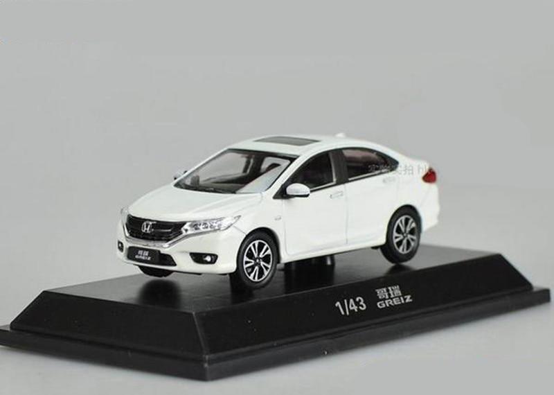 Original High Simulation HONDA GREIZ, 1: 43 Scale Alloy Car Model, Metal Casting Children's Toy Vehicle, Free Shipping