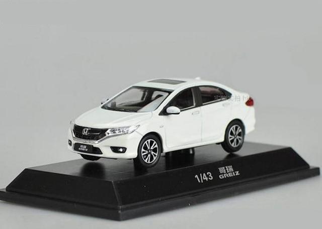 Original High Simulation HONDA GREIZ 1 43 Scale Alloy Car Model Metal Casting
