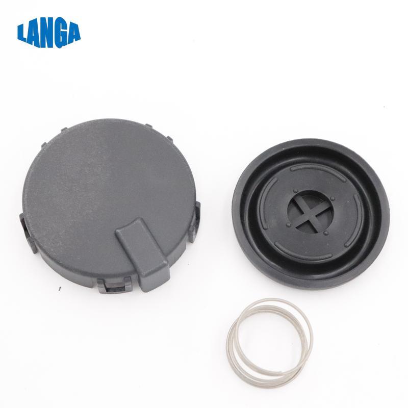 수리 키트 압력 조절 밸브 크랭크 케이스 오일 블리더 분리기 필터 커버 캡 bmw 3 시리즈 x5 x6 oe: 11127809512