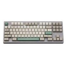Wuming 9009 sa profil colorant sous Keycap ensemble épais PBT clavier en plastique gh60 dz60 kbd75 tada68 87 104 660