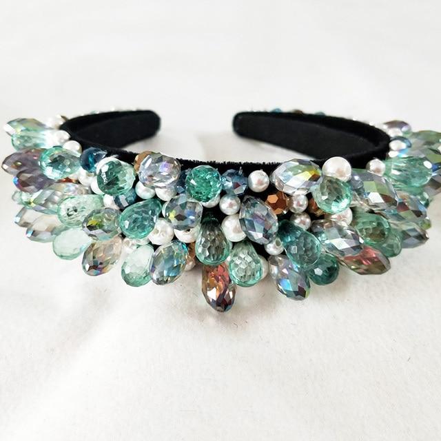 Купить роскошный блестящий кристалл модный современный стиль корона картинки