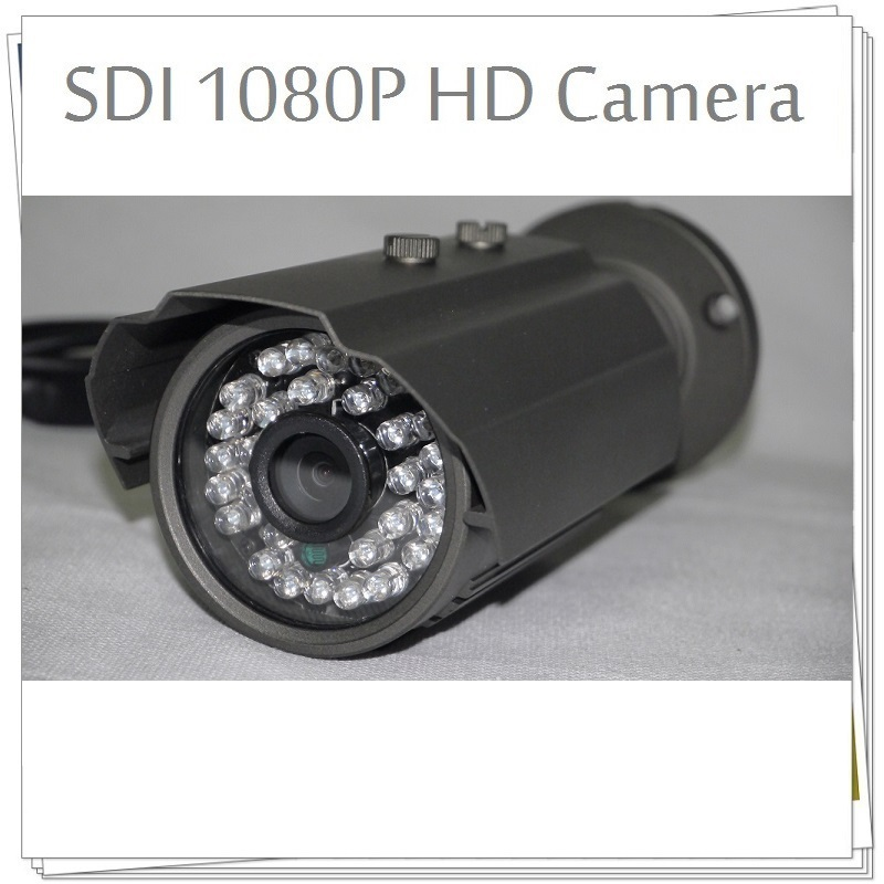 imágenes para Hsd8016 1/2. 9 ''0 mega pixel panasonic 34227 + nvp2440h + dm8600 impermeable cámara 1080 p cctv cámara para hd-sdi cámara al aire libre