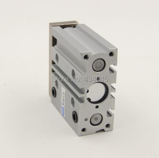 SMC тип MGPM20-150 20 мм диаметр 150 мм Ход Пневматический направляющий цилиндр, компактный направляющий, скольжения, MGP компактный направляющий воздушный цилиндр