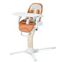 Детский стульчик для кормления стульчик Booster портативное сиденье детский обеденный многофункциональный для кормления Регулируемый рост д