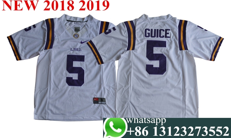 ef87745237c Buy lsu jersey and get free shipping on AliExpress.com