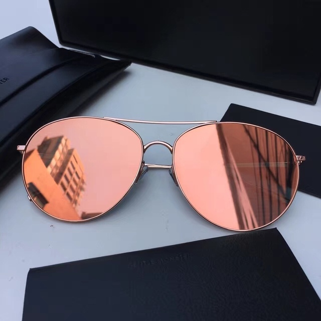e34dd581cd3 GENTLE MONSTER Unisex Sunglasses RANNY RING Mirror UV400 Anti-Reflective Design  Men Women Sunglasses
