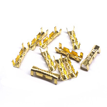 500pcs/1000pcs DJ 453 U-shaped 0.5-1.5mm Crimping Button Cold Pressing Splice Electric Wire Terminal Connector Cable Lugs Sertir