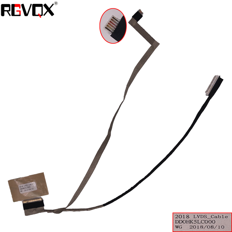 New Original Laptop Replacement LCD Cable for SONY SVE15 SVE151E11T SVE151D11M DD0HK5LC000 DD0HK5LC030 Price $8.72
