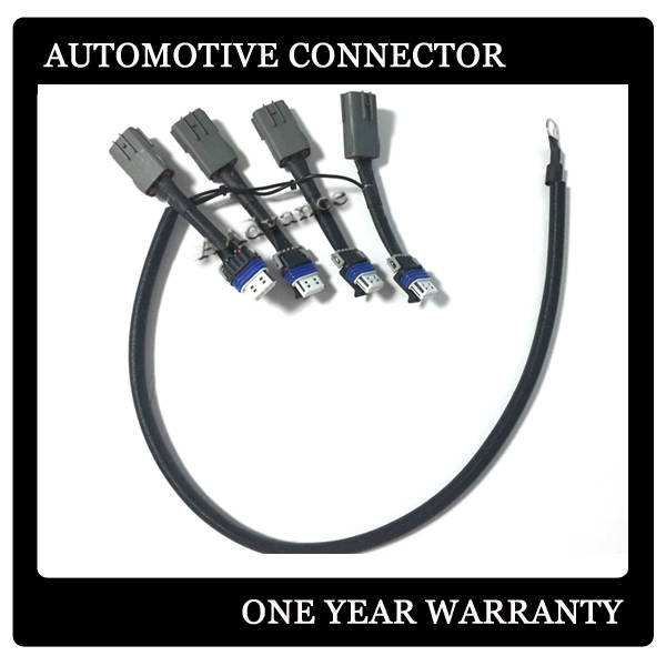 US $610 8 |G M C Truck LS2 LS3 LQ4 Ignition Coil Packs to RX 8 RX8 Upgrade  Wiring Harness Adapter-in Cables, Adapters & Sockets from Automobiles &