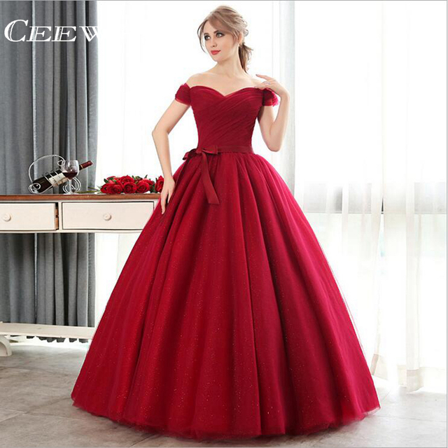 Aliexpress.com : Buy CEEWHY Saudi Arabia Vintage Evening Dress Ball ...