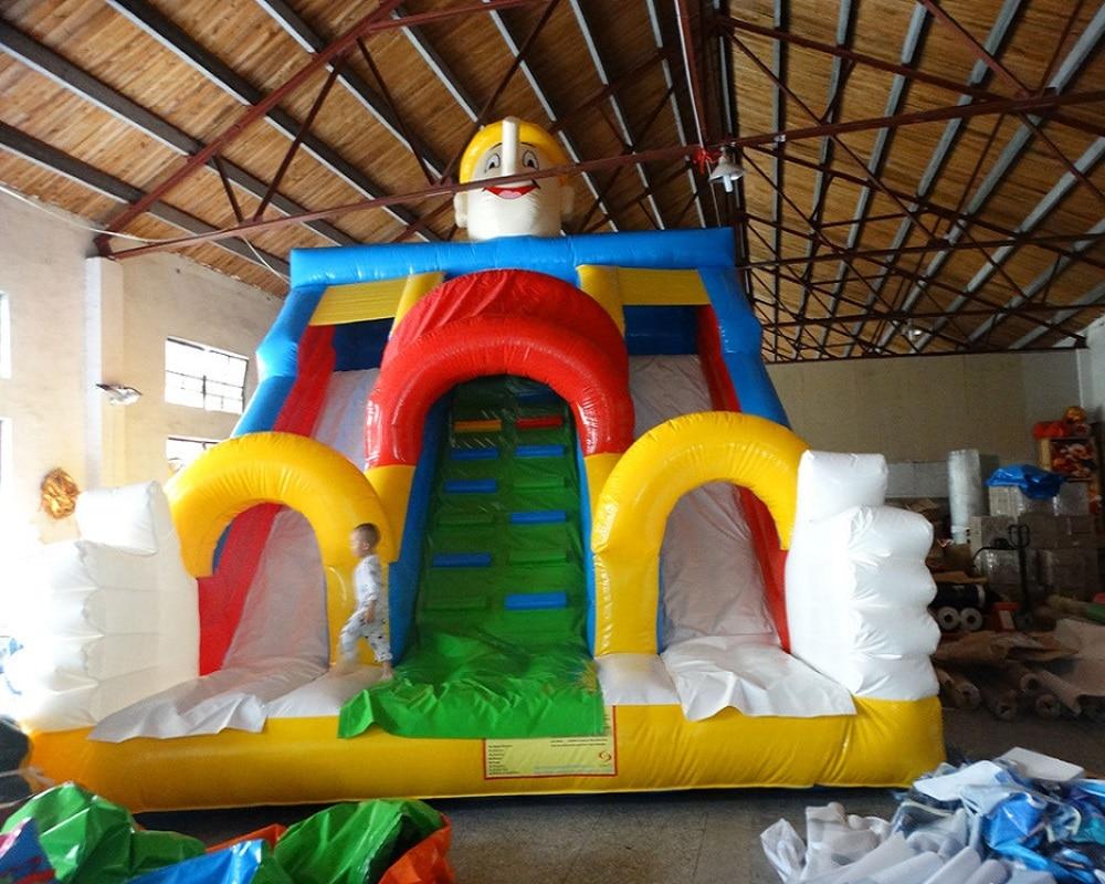 Çocuk eğlence parkı slayt şişme fabrika doğrudan - Eğlence - Fotoğraf 2